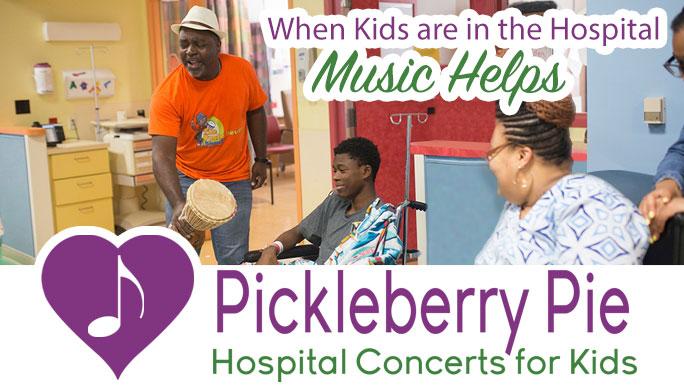 Hospital Concert for Kids